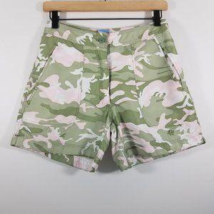 Guy Harvey  Camouflage High Waist Fishing Shorts 4